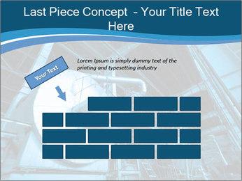 Industrial ladders PowerPoint Template - Slide 46
