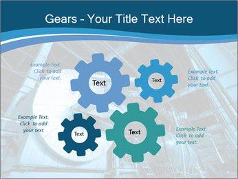 Industrial ladders PowerPoint Template - Slide 47