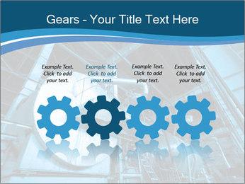 Industrial ladders PowerPoint Template - Slide 48