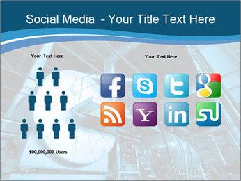 Industrial ladders PowerPoint Template - Slide 5