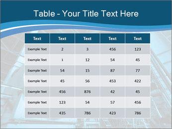 Industrial ladders PowerPoint Template - Slide 55