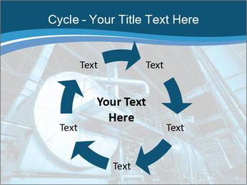 Industrial ladders PowerPoint Template - Slide 62
