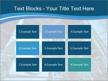 Industrial ladders PowerPoint Template - Slide 68