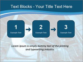 Industrial ladders PowerPoint Template - Slide 71