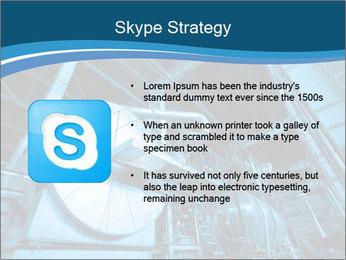 Industrial ladders PowerPoint Template - Slide 8