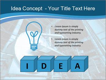 Industrial ladders PowerPoint Template - Slide 80