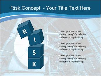 Industrial ladders PowerPoint Template - Slide 81