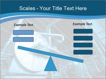 Industrial ladders PowerPoint Template - Slide 89