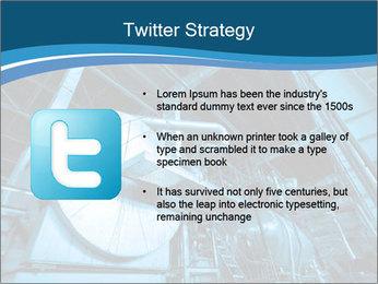 Industrial ladders PowerPoint Template - Slide 9