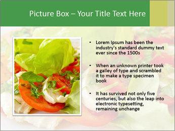 Caprese salad PowerPoint Template - Slide 13