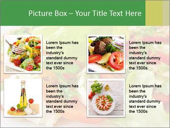 Caprese salad PowerPoint Template - Slide 14