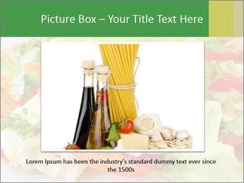 Caprese salad PowerPoint Template - Slide 15