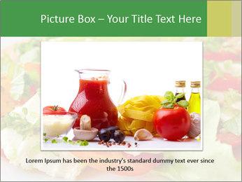 Caprese salad PowerPoint Template - Slide 16
