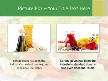 Caprese salad PowerPoint Template - Slide 18