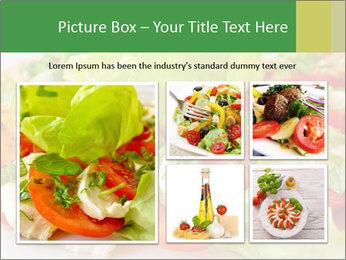 Caprese salad PowerPoint Template - Slide 19