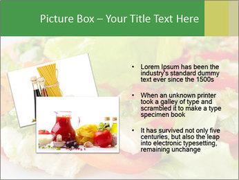 Caprese salad PowerPoint Template - Slide 20