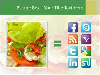 Caprese salad PowerPoint Template - Slide 21