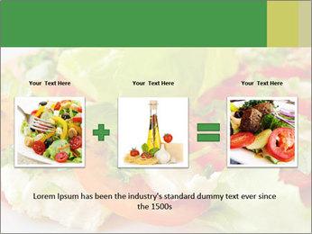 Caprese salad PowerPoint Template - Slide 22