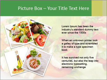 Caprese salad PowerPoint Template - Slide 23