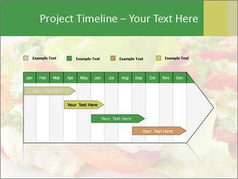 Caprese salad PowerPoint Template - Slide 25