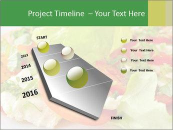 Caprese salad PowerPoint Template - Slide 26