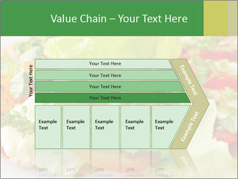 Caprese salad PowerPoint Template - Slide 27