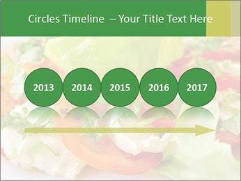 Caprese salad PowerPoint Template - Slide 29