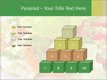 Caprese salad PowerPoint Template - Slide 31