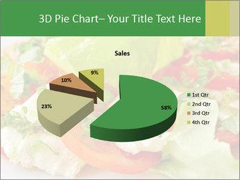 Caprese salad PowerPoint Template - Slide 35