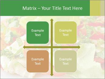 Caprese salad PowerPoint Template - Slide 37