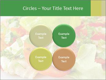 Caprese salad PowerPoint Template - Slide 38