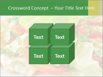 Caprese salad PowerPoint Template - Slide 39