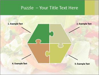 Caprese salad PowerPoint Template - Slide 40