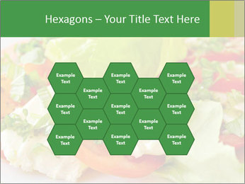 Caprese salad PowerPoint Template - Slide 44