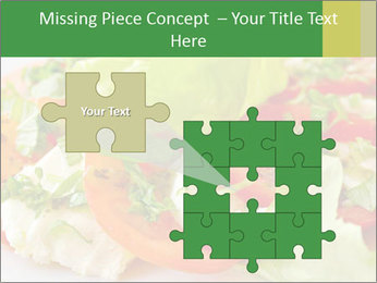 Caprese salad PowerPoint Template - Slide 45