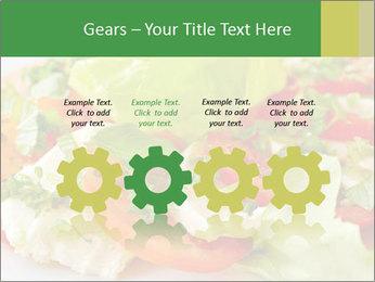 Caprese salad PowerPoint Template - Slide 48