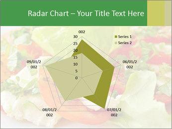 Caprese salad PowerPoint Template - Slide 51