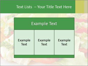 Caprese salad PowerPoint Template - Slide 59