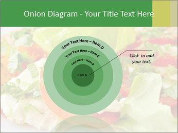 Caprese salad PowerPoint Template - Slide 61