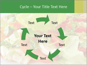 Caprese salad PowerPoint Template - Slide 62