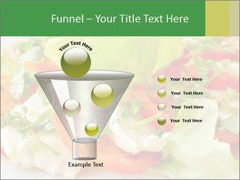 Caprese salad PowerPoint Template - Slide 63