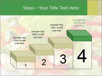 Caprese salad PowerPoint Template - Slide 64