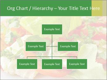 Caprese salad PowerPoint Template - Slide 66