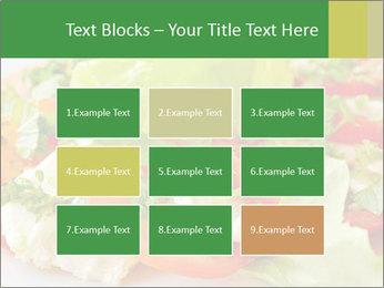 Caprese salad PowerPoint Template - Slide 68