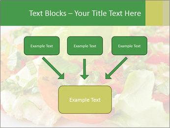Caprese salad PowerPoint Template - Slide 70