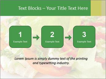 Caprese salad PowerPoint Template - Slide 71