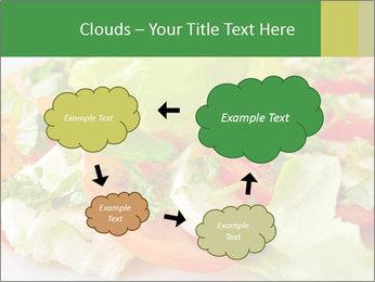 Caprese salad PowerPoint Template - Slide 72