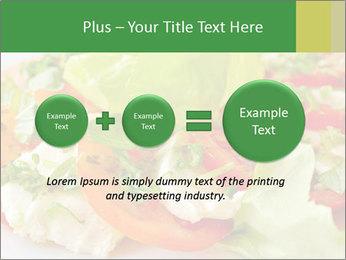 Caprese salad PowerPoint Template - Slide 75