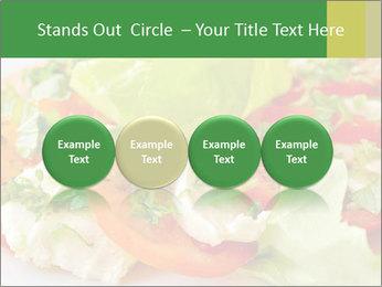 Caprese salad PowerPoint Template - Slide 76