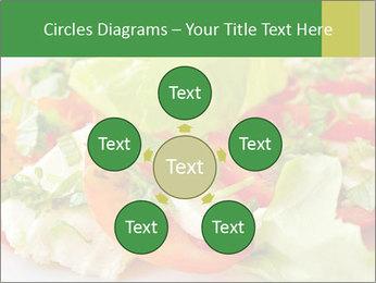 Caprese salad PowerPoint Template - Slide 78
